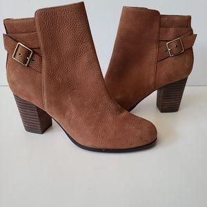 Cole Haan Suede Brown Boots 5.5